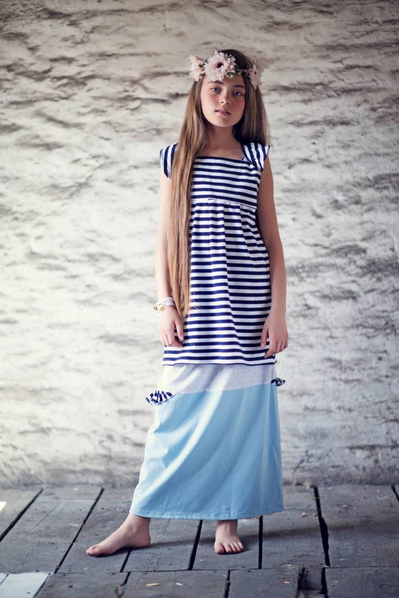 ocean dress i comfy skirt with frills 1